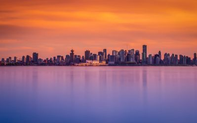 Vancouver Downtown by insomniac199