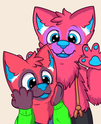 Twins by tailslover42