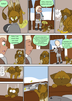 The Oasis - Page 3 by Ninjagoavatar