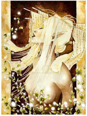 Ankh the Dream giver by Acorncupcake