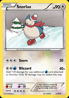16 Snorlax by Dwitfry666