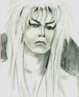 Jareth drawing by cormak