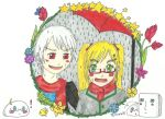 aph: Walk in the rain (AT). by LoveEmerald