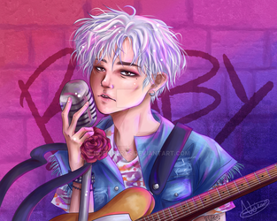 BABY, Sammy from The Rose by Noemnerys