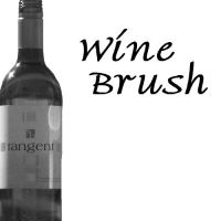 Wine Brush by NotPeople-Stock