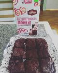 Vegan Brownies by XxMisery-SeverityxX
