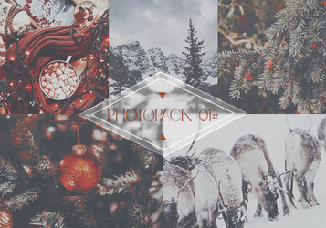 Photopack 001# - Winter and Xmas by Efruse