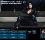 The Mass Effect adventure game by Zer0s-WS