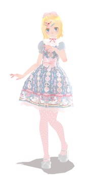Sweet Lolita Rin download by pompom-s