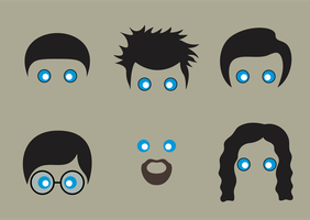 Rammstein Minimalist Background by MinimalistBia