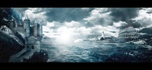 matte painting by nishad2m8