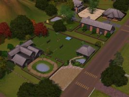 CHS Guest Stables and Public Training Facility by xTrippingOnYoux