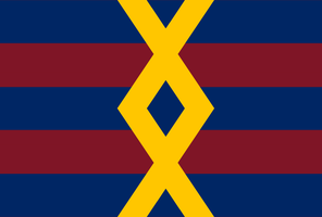Flag of the Federal Republic of Oepellia by ZatGeneral