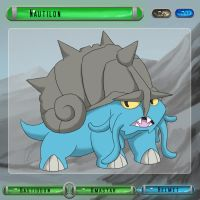 PKMN - Mr Tentacle Face by caat