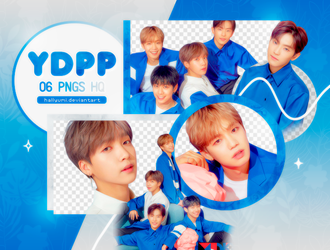 PNG PACK: YDPP #1 by Hallyumi