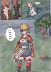 The First Hero Chapter 1 page 26 by infomertial