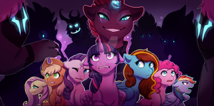 MLP The Movie (Thumbnail for ILoveKimPossibleAlot) by MiaMaha