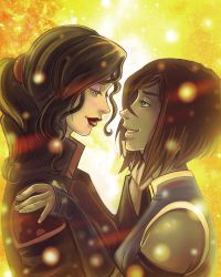 I Heart Korrasami! by Of-Red-And-Blue