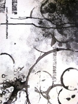 abstract ink by mumu-chan