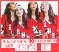 Pack png render: Dara | 2NE1 #03 by VipArmy