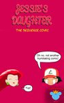 Jessie's Daughter The Comic Front Cover by laprasking