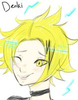Denki Icon by catyanderechan