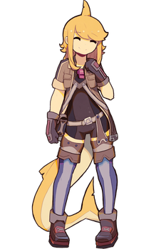 Made in Abyss Cosplay by d-floe
