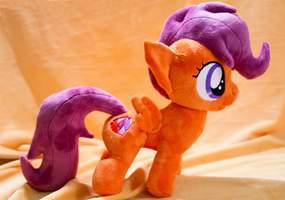 Scootaloo Plush by TopPlush