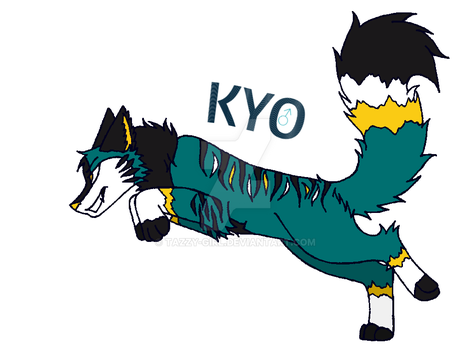Kyo by Tazzy-girl