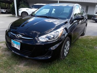 2017 Hyundai accent by T-g-C
