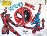 SpideyPool designed paper mat thing by HTF-ADTI-MLP100606
