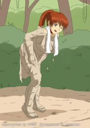 Kasumi in Quicksand #8 by A-020