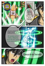 Yu-Gi-Oh! - D-Stortion - Capitulo 14 - Pagina 7 by threatningroar