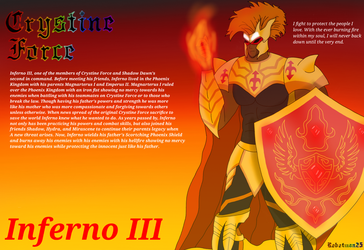 Inferno III by robotman25
