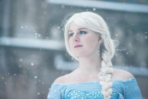 Elsa von Arendelle - Frozen by greenvieh
