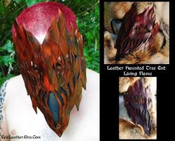 Haunted Tree Ent- Living Flame by Epic-Leather