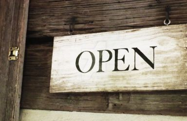 Open For Business! by AdrianaDesigns
