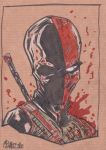 Deathstroke by jacksony22
