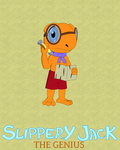 Slippery Jack by Blur-Falco