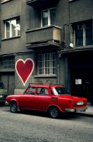 Car in love. by Arxios
