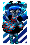 Freaky Fusion Ghoulia by Sushi-Soda