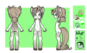 Open Adopt 1 by Xpastel-princeX