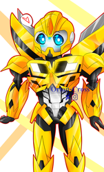 TFP Chibiformers Bee by Orion-Cross
