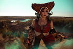 The Witcher 2 - Sile De Tansarville by MilliganVick