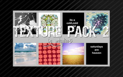 texture pack 2 by onlyalive8