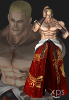 KOFXIV Geese Howard by thePWA