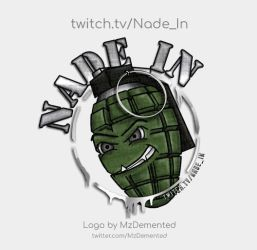 Logo for Nade_In by MzDemented