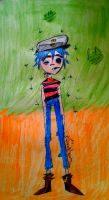 2-D by GPopcorn4Food