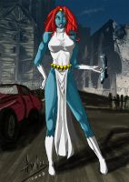 Mystique by Anlyness