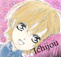 Ichijou : attempt to color XD by JIEY